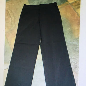 "LUCY Sm/P Black 31"" Inseam Straight Leg Pants"